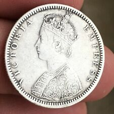 British India Half Rupee Queen Victoria 1882