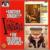 The Ventures - Another Smash!!!/The Colourful Ventures (1994) CD NEW AND SEALED