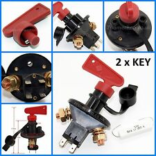Master Battery Isolator Cut Out/Off Kill Switch FIA Type Kit Car Race Rall