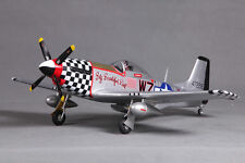 FMS 800mm P-51D V2 RC Plane PNP (Big Beautiful Doll) No Radio