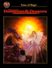 Advanced Dungeons & Dragons: Tome of Magic, 2nd Edition by David Cook, Anthony