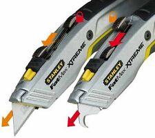 Stanley cuchillo fatmax Xtreme 2-in-1 retractiles cuchilla alfombra cuchillo cuchillo