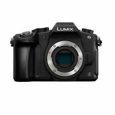 Panasonic Lumix DMC-G85 Black Body Only (English Only)