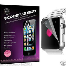 5 Pack High Quality Excellent Scratch Screen Protector for Apple watch Man 42mm