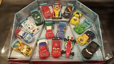 DISNEY STORE CARS ULTIMATE ICE RACERS RACING DIE CAST GIFT SET SAVE 5% WORLD