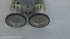 45 DCOE WEBER AIR HORN SCREEN  45 DCOE CARBURETORS  sold each 1 screen