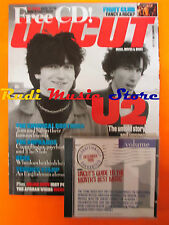 rivista UNCUT 31/1999 + CD Iggy Pop U2 Kiss Chemical Brothers Beck Terence Stamp