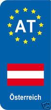 2 Stickers Europe Österreich AT