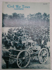 Civil War Times Illustrated Magazine June 1973 Horse Battery of Captain Gibson