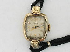 Vintage Omega 14k Gold filled Wristwatch - 2057