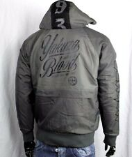 YAKUZA INK INKED IN BLOOD JACKE 3XL-XXXL GRAU BIKER HOODIE WINTERJACKE JB 8044