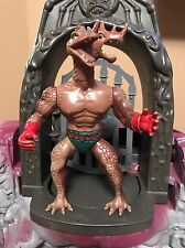 Vintage 1982 Remco Warrior Beasts Hydraz Dinosaur Action Figure MOTU KO