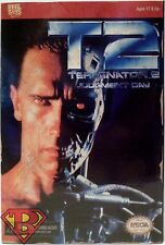 "T-800 Terminator 2 Classic 8-Bit Video Game Appearance 7"" inch Figure Neca 2016"