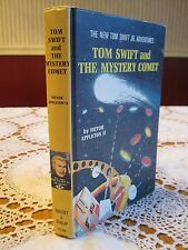 TOM SWIFT and the MYSTERY COMET #28 Victor Appleton II 1966 HC PC 1st/1st