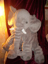 Rare gorgeous ikea Large Klappar Elephant cuddly floppy soft plush toy