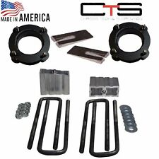 "2005-2015 Toyota Tacoma 3"" Front 3"" Rear Lift Leveling Kit + Alignment Shims"