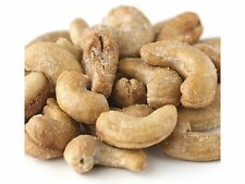 SweetGourmet Whole Cashews Roasted, Salted-Bulk - 10LB (2 X 5Lb) FREE SHIPPING!