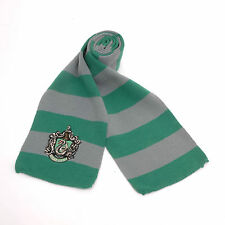 Cosplay Harry Potter Slytherin Sciarpa Foulard di dell'involucro