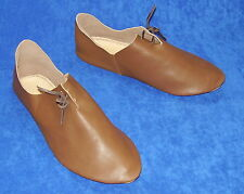 HANDMADE IN THE UK - MEDIEVAL SHOES GENTLEMENS LADIES RENAISSANCE LARP HISTORIC