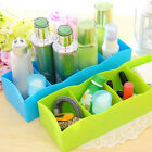 1x 5 Holes Plastic Drawer Underwear Sock Ties heme accessories Organizer Storage