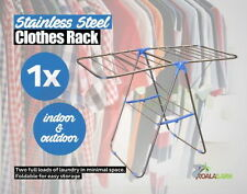 Clothes Rack Dryer Stand Folding Dry Horse