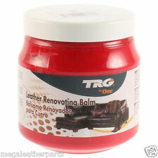 TRG GRISON LEATHER HIDE RESTORATION CREAM BALM 300Ml All Colour Availabel