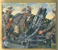 N°31 World War German Soldiers mortar mortier Reichswehr Germany WWI 30s CHROMO