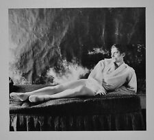 Cecil Beaton Ltd. Ed. Photo Heliogravure 40x30 Rudolf Nureyev 1962 Portrait B&W
