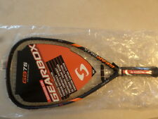 GEARBOX GB 75 RACQUETBALL RACQUET 190 g. 1 Yr warranty Authorized