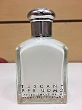 Tuscany Per UOMO By Aramis Men After Shave Balm 3.4 oz UNBOX Classic Original