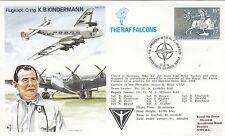 (49491) CLEARANCE GB Cover K B Kindermann RAF TP39 BFPS 1949 15 May 1984