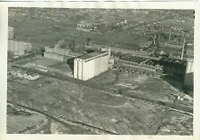 1939 Professional Aerial  Photo Milwaukee's Allis Chalmers Complex