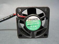 """SUNON KD1204PKS2 FAN 40X40X20mm 12VDC 0.9W """"US SELLER"""" """"FREE US SHIPPING"""""""
