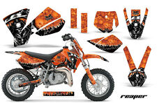 KTM SX50 Graphics Kit AMR Racing Bike Decal Sticker SX 50 Part 02-08 REAPER O