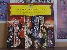 SCHUBERT STREICHQUINTETT AMADEUS QUARTETT DGG LP 139105