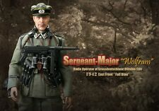 DRAGON DREAMS DID 1/6 WW II GERMAN WOLFRAM SERGEANT-MAJOR RADIO OPERATOR