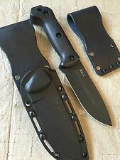 KA BAR Becker BK2  Leather Sheath BACKER ONLY (Repair part)