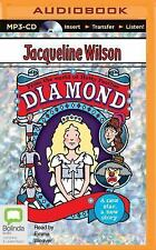 Hetty Feather: Diamond 4 by Jacqueline Wilson (2015, MP3 CD, Unabridged)