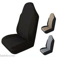 Car Front Seat Cover Single Piece Packing Water-resistant Cushion Protector