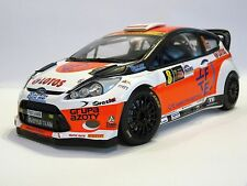 1:18 scale ROBERT KUBICA MONZA RALLY SHOW 2014 code3 model FORD FIESTA WRC