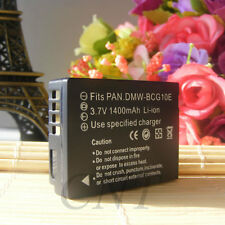 DMW-BCG10E Battery For Panasonic Lumix DMC-ZR3 DMC-ZS7 ZS6 ZS1 DMW-BCG10PP