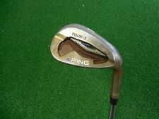 PING TOUR-S PURPLE DOT 56*/12 WEDGE DG SPINNER WEDGE STEEL USED RH