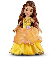 "Disney Princess & Me First Edition 18"" Doll - Belle"