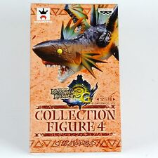 Banpresto Monster Hunter 3G Collection Figure 4 CAPCOM official Plesioth