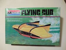 1/60TH SCALE MONOGRAM FLYING SUB FROM VOYAGE TO THE SEA MODEL KIT