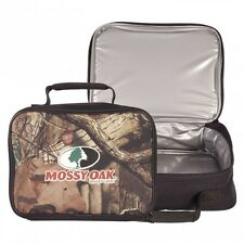 MOSSY OAK CAMOUFLAGE INSULATED COOLER BAG SCHOOL LUNCH BOX