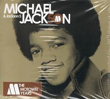 Michael Jackson & The Jackson 5 - The Motown Years.- 3CDs Neu Hits Beste Best