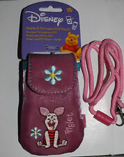 Genuine DISNEY WINNIE THE POOH PIGLET MP3 / iPOD Sock Pouch Universal 24Hr Post