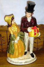 1947 Signed Statue - Sebastian Miniatures - REPAIRED - 15 1/4""