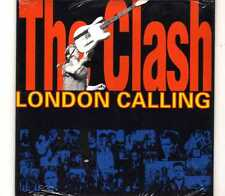 The Clash - London Calling - CDS - 1994 - Rock Punk French Single NEW SEALED